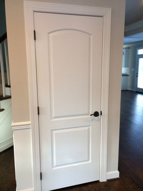 Building Your Own Custom Home Series Part Xx Trim And