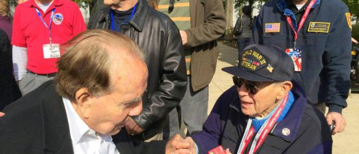 NDI Give's Back Veteran's Day