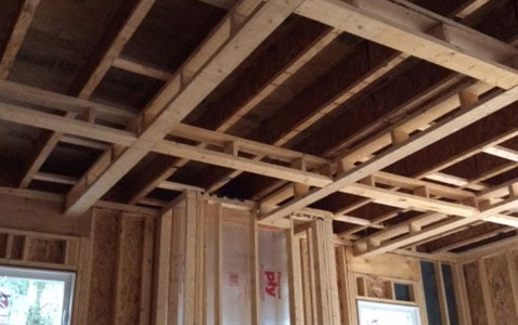 Building Your Own Custom Home Series, Part XV: Framing