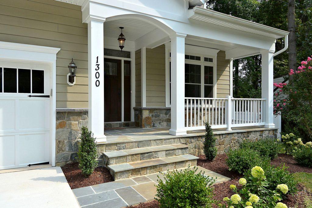 Seaton porch