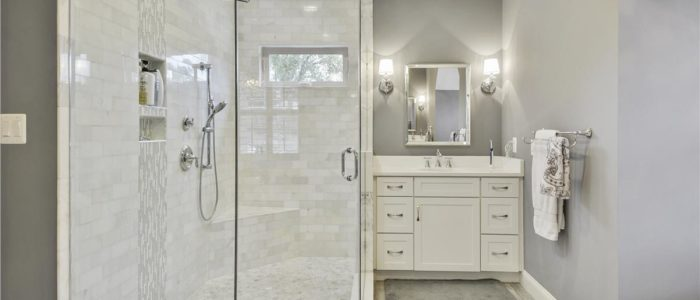 Should You Pick The Same Finishes For All Your Bathrooms?