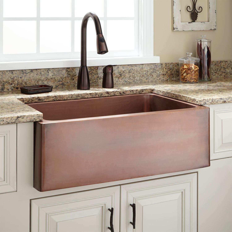 What\'s Trending: Apron Kitchen Sinks | NDI