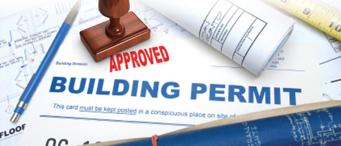 How To Build A Custom Home Series: Building Permit Fees