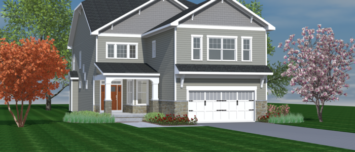 NEW HOME DESIGN: The Hillwood Model