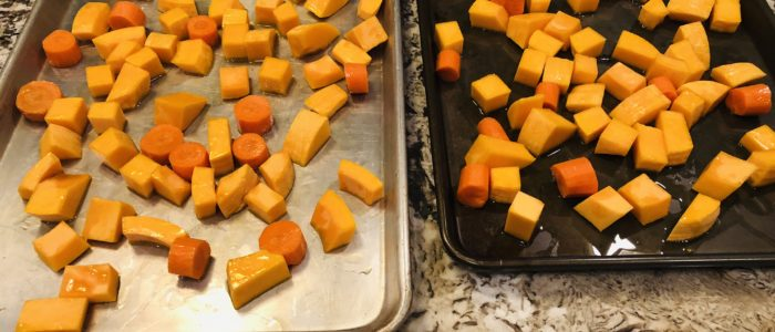 Jen In The Kitchen: Roasted Butternut Squash Soup