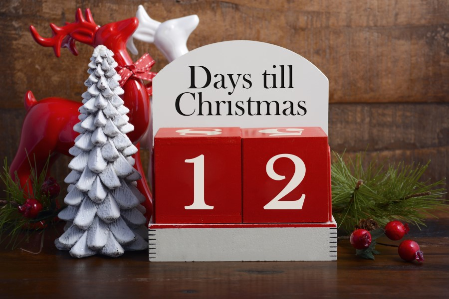 Countdown To Christmas.Countdown To Christmas 12 Days Of Home Building Tips Ndi