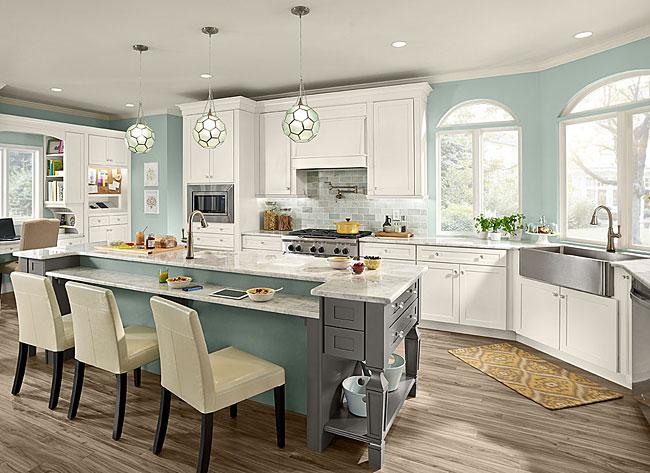 Smart Kitchen Storage Ideas Ndi, Kraftmaid Appliance Garage Dimensions